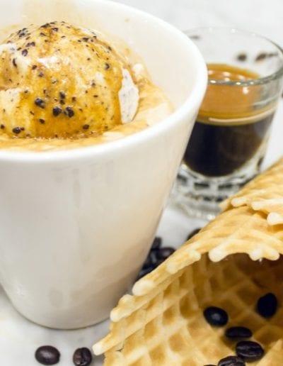 Affogato al Café