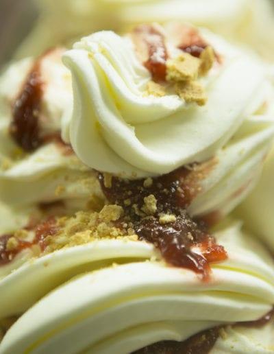 Fragola Cheesecake